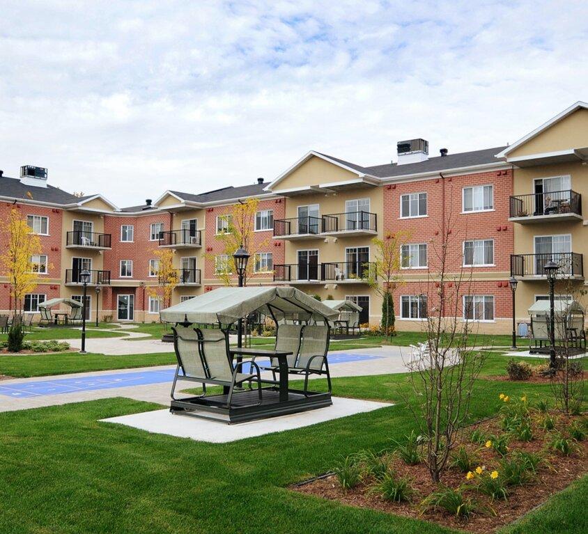 Jardins Yamaska – 100 logements